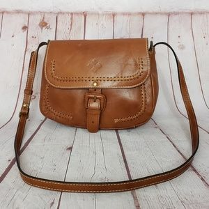 Patricia Nash leather Crossbody bag